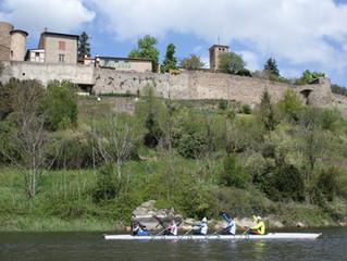 La randonnée de Villerest - 24 avril 2016