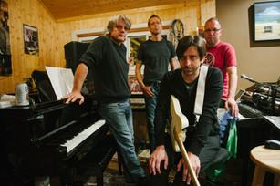 Undertow Recording Sessions 2016