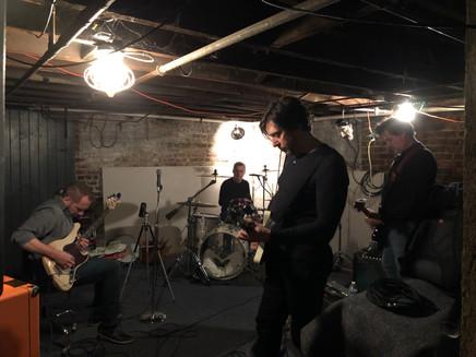 Rehearsal March 7, 2019 Milltown NJ