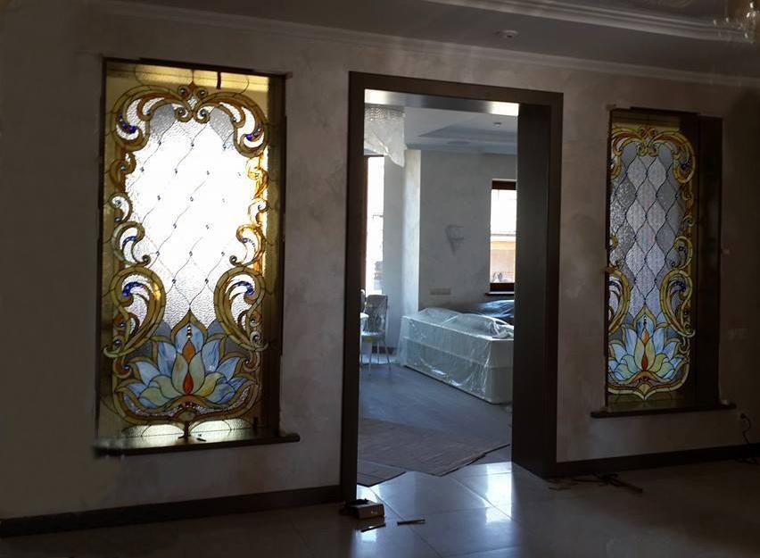 Pencere vitray 4