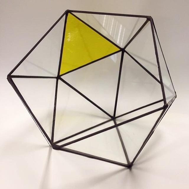 Geometrik teraryum 3