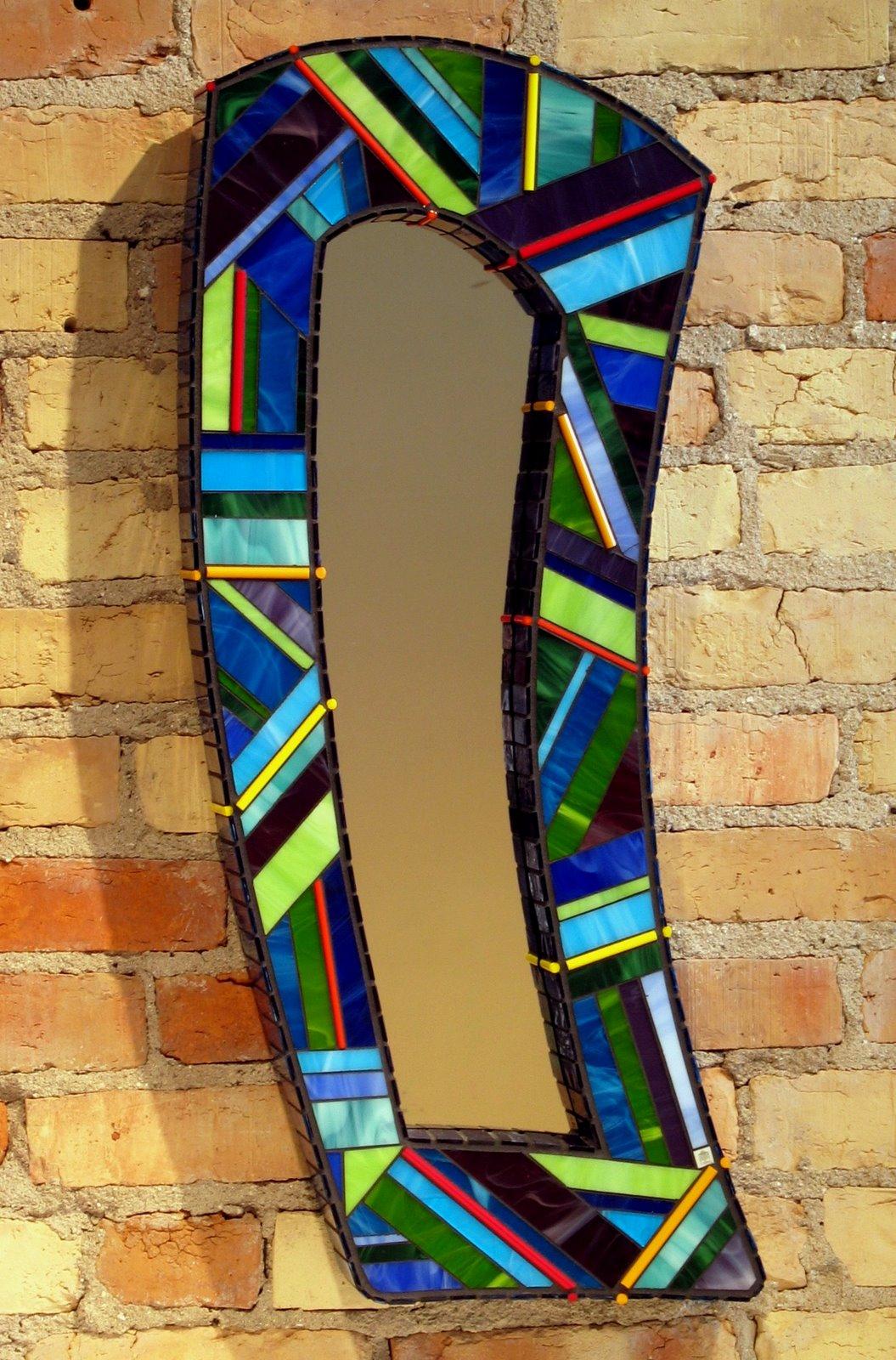 Mozaik ayna 2