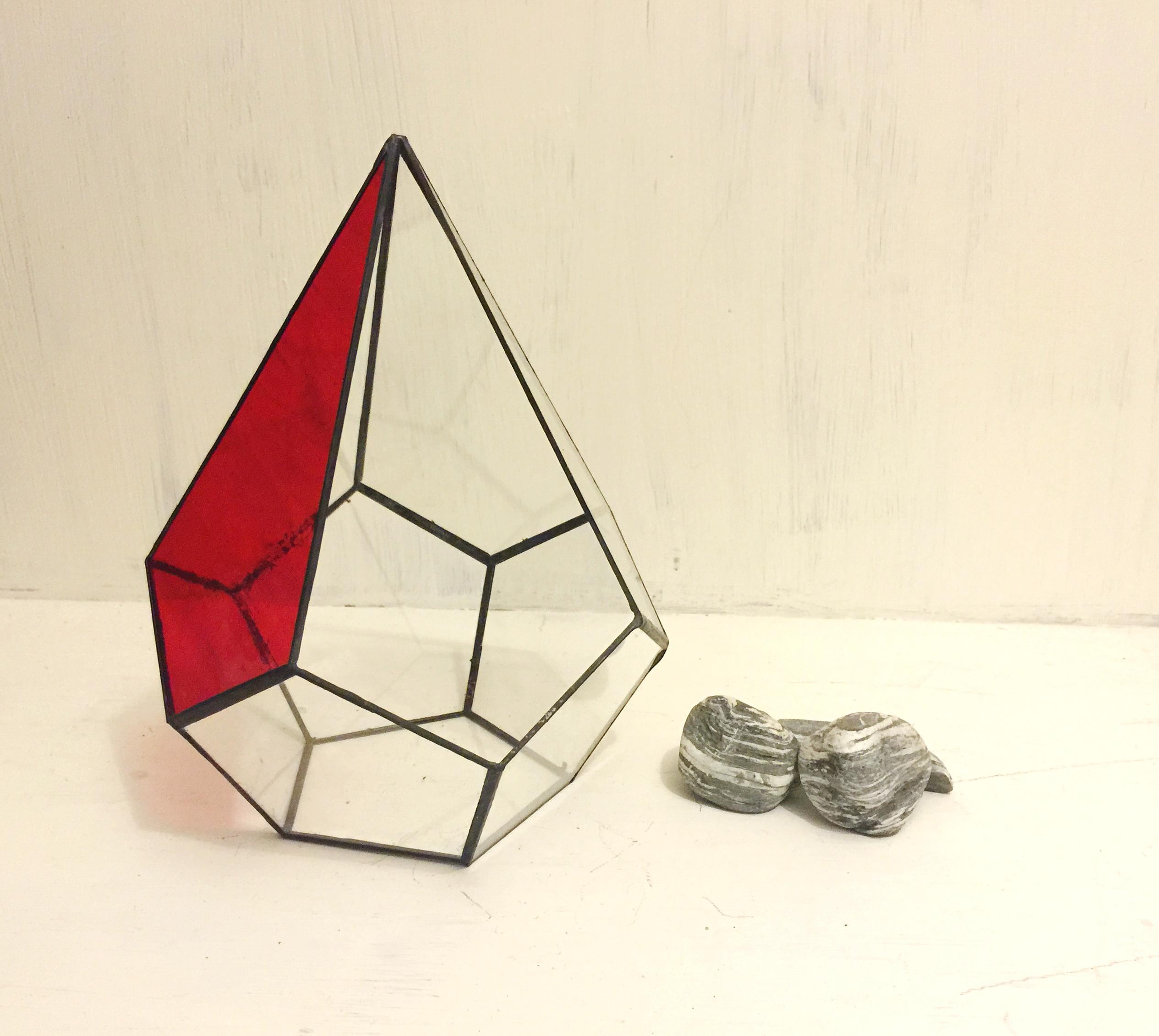 Geometrik teraryum 5
