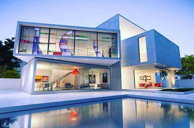 Modern yapılar, modern tasarımlar