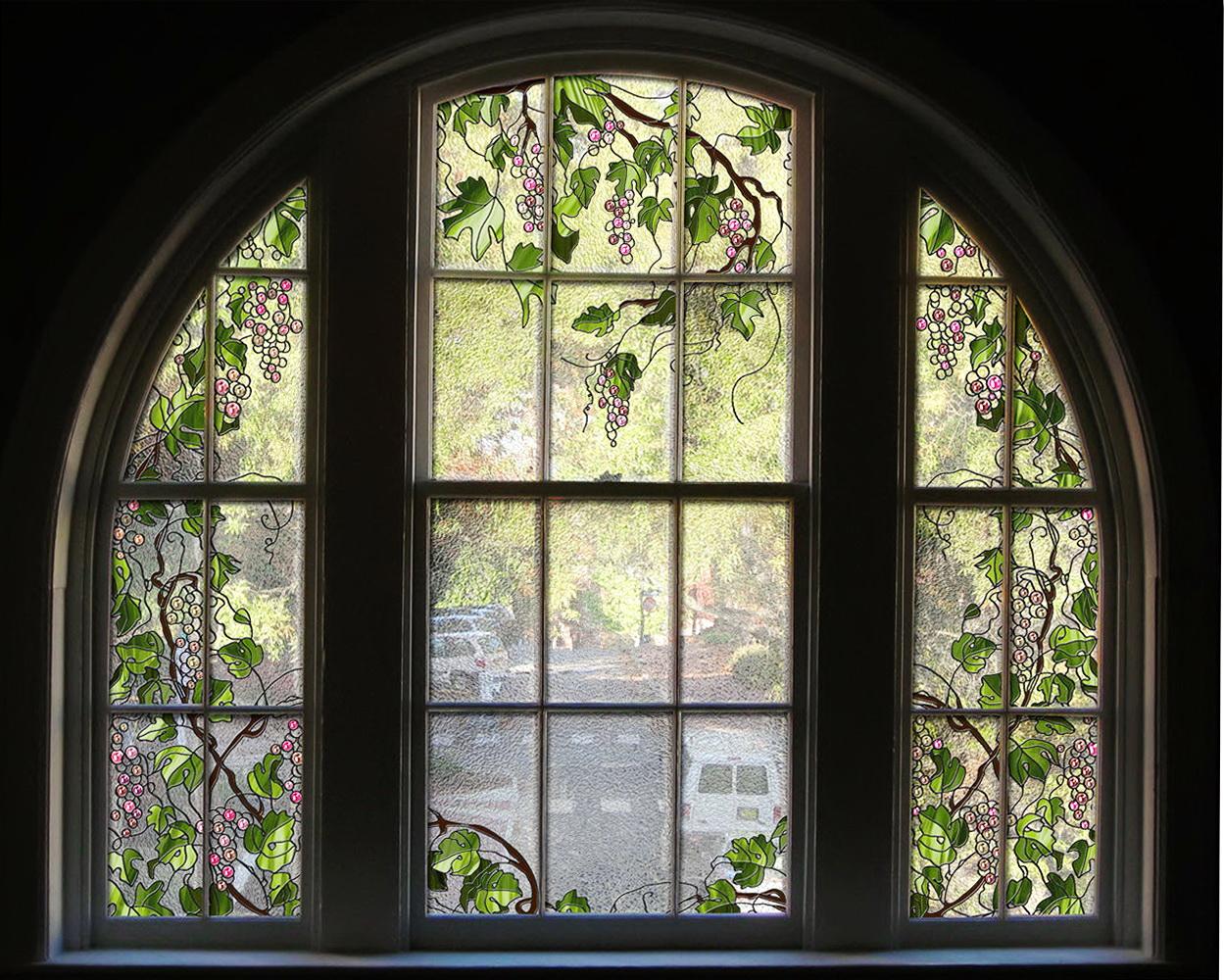 Pencere vitray 1