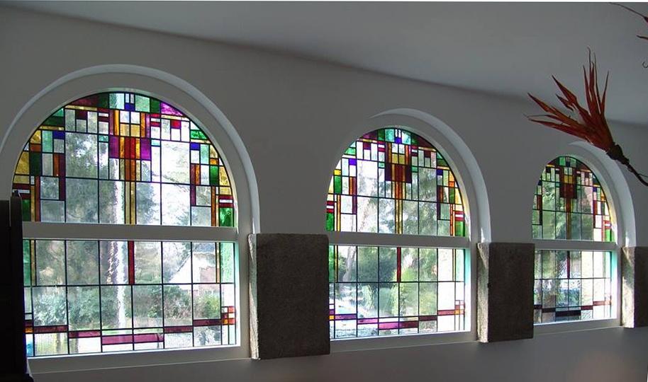 Pencere vitray 3