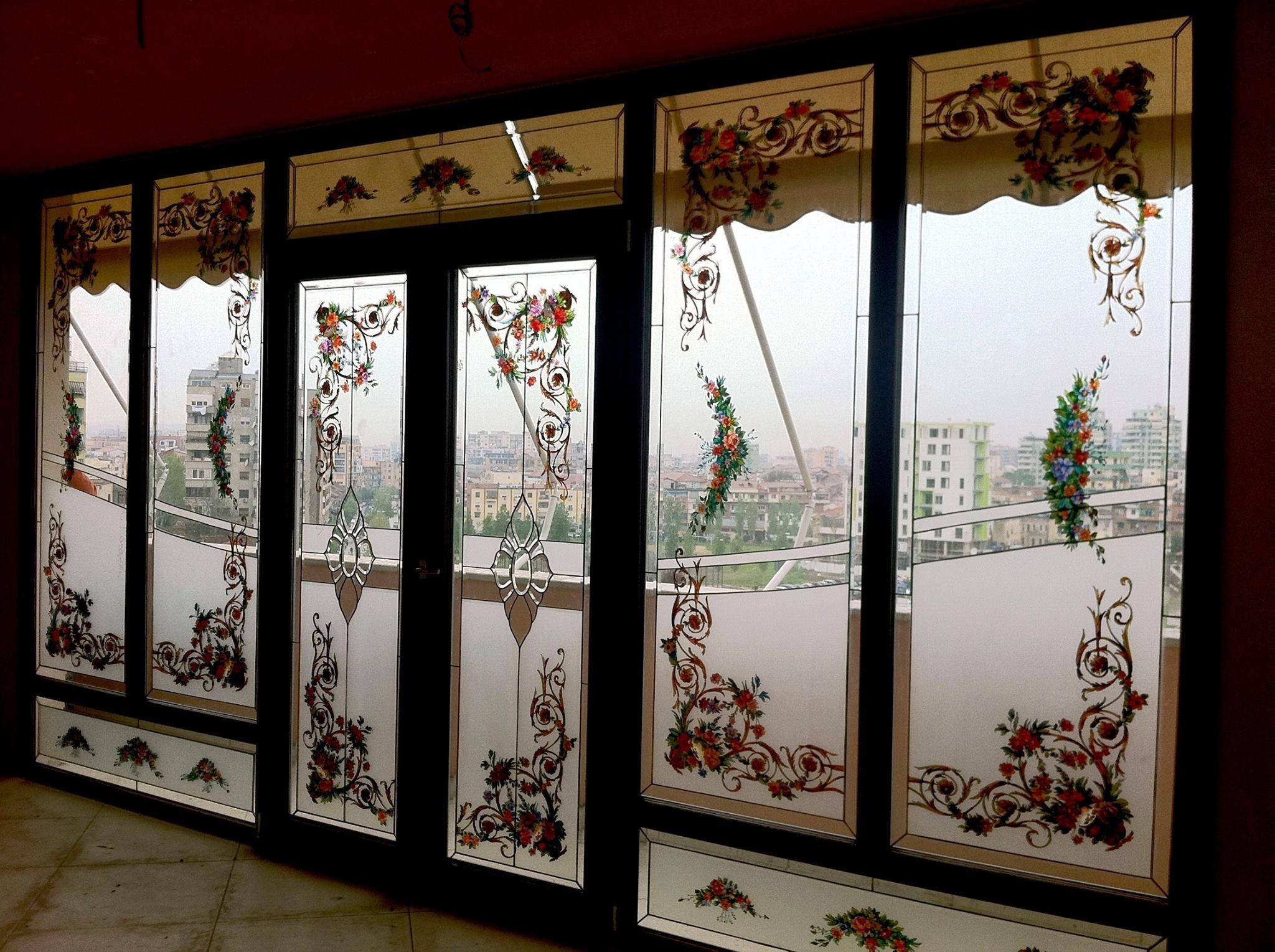 Pencere vitray 12