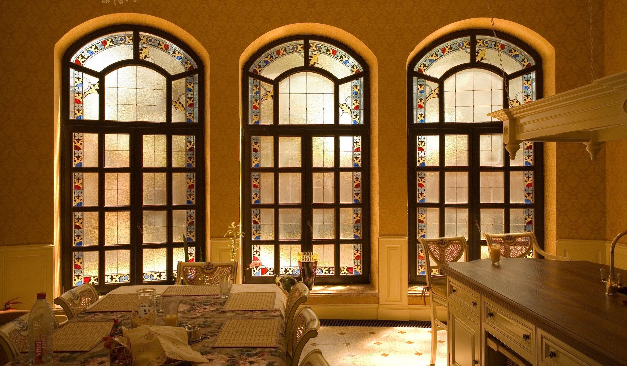 Pencere vitray 11