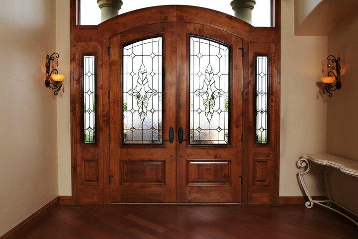 Kapı vitrayı 6