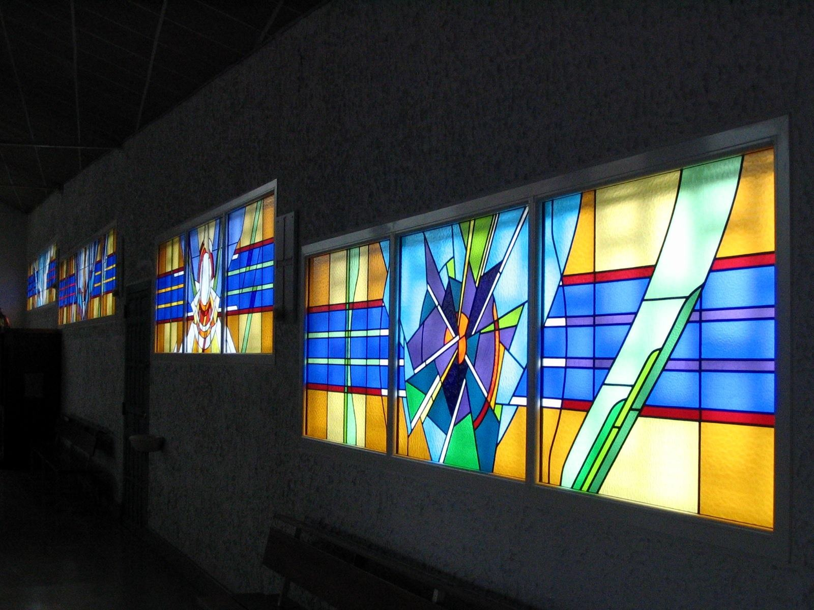 Pencere vitray 7