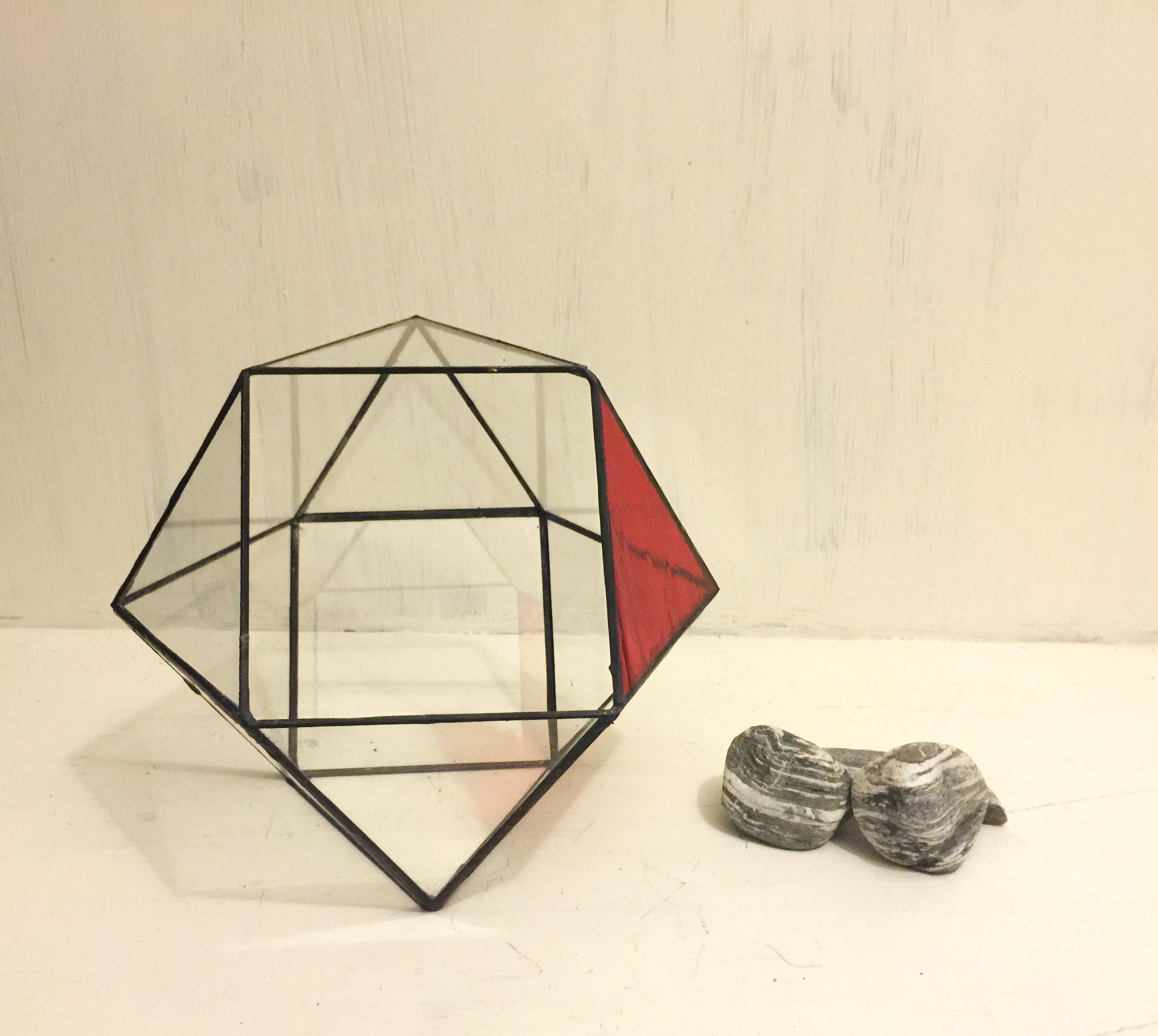 Geometrik teraryum 4