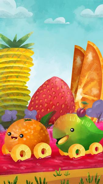 Fruit (Traffic) Jam Final