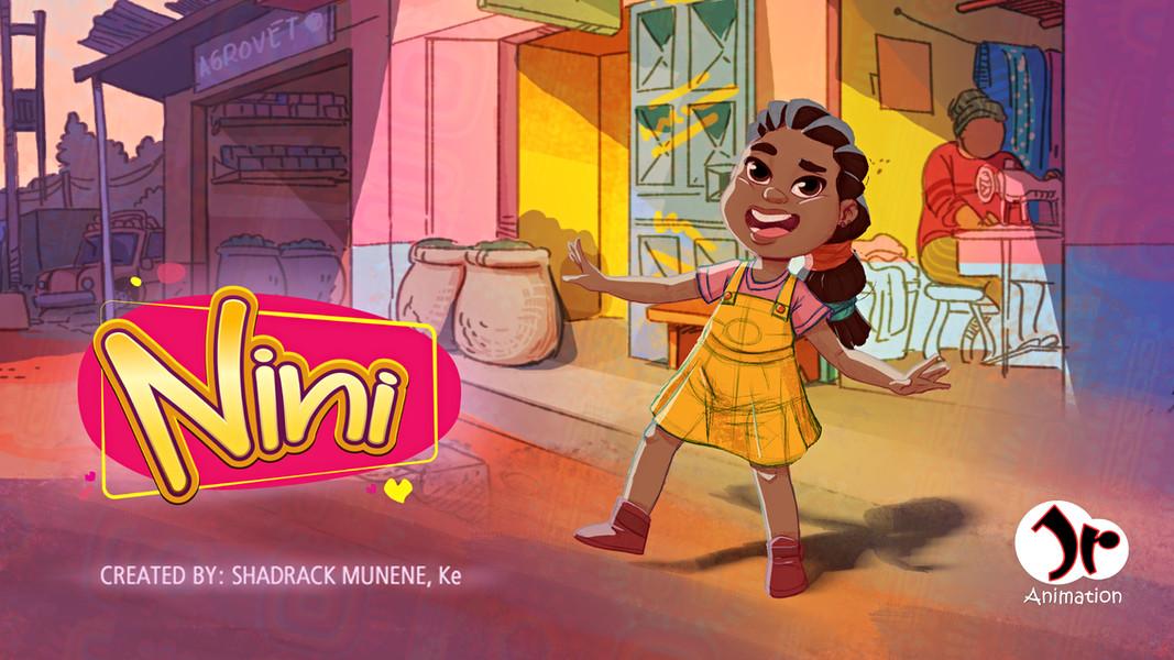 NINI (Children's Animated Series)