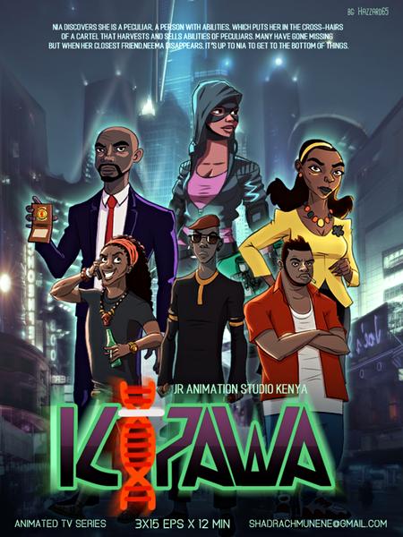 KIPAWA (Animated Series)