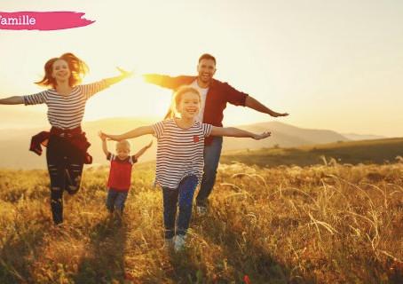 Famille: voir sa famille, ses amis et se changer les idées, voilà ce que l'on a tous envie de faire