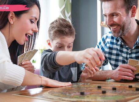 Famille - l'été, le moment de retrouver un peu de légèreté et de s'offrir du bon temps ensemble