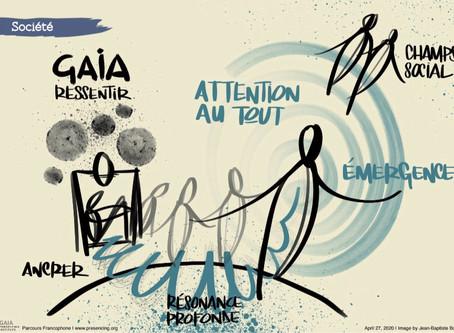 Connectons-nous au futur qui émerge : le voyage GAIA