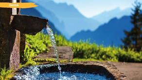 L'Eau biodynamisée, une eau équivalente à une eau de montagne !