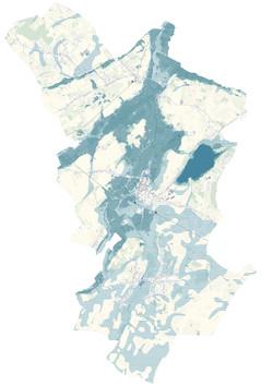overstromingsgevoelige gebieden_lt