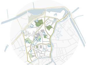 Deelplan Sint-Gillis Brugge