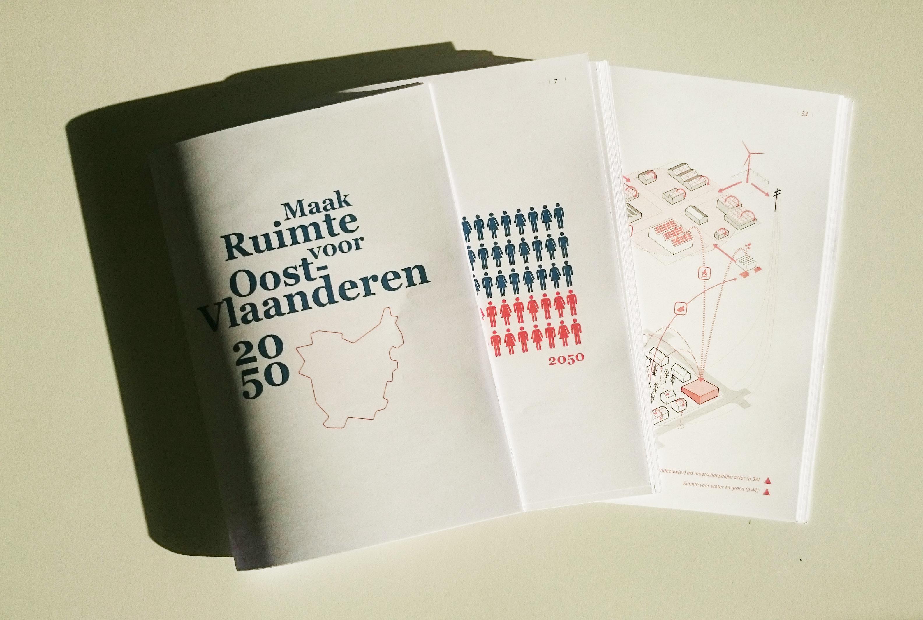 Kernnota ruimte Oost-Vlaanderen