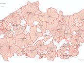 Dragende structuren in Oost- en West-Vlaanderen