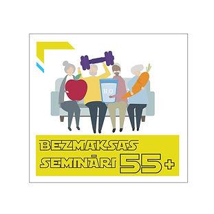 DECEMBRIS - Bezmaksas semināri par veselīgu dzīvesveidu 55+