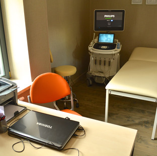 Ultrasonogrāfijas kabinets
