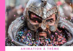 Animation festive pour vos événements - agence événementielle créative Erika V st Etienne Loire - Ly
