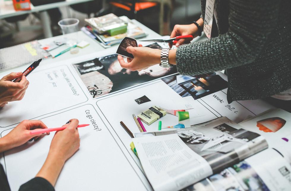 Erika V agence événementielle créative - organisation de séminaire dans la Loire