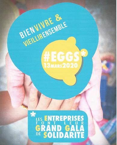 EGGS grands gala de solidarité zenith de