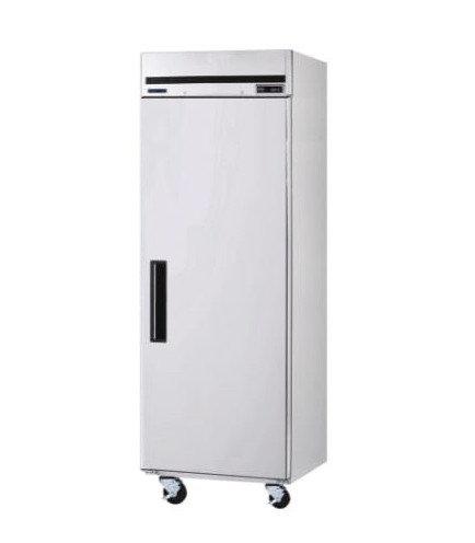 Single Door Top Mount Reach In Refrigerator