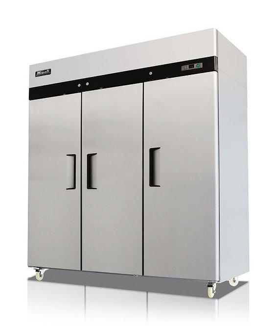 Migali® C-3F - 3 Door Reach-In Freezer (Scratch & Dent)