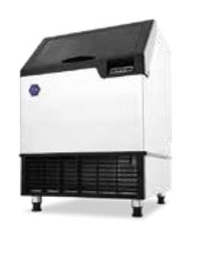 133 lb Icetro Ice Machine Self Contained Half Cube Unit