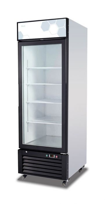 Migali® C-23RM - Glass Door Merchandiser Refrigerator - Scratch & Dent