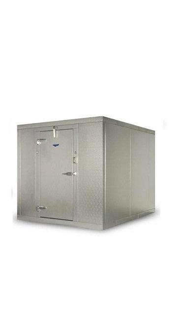 6'x10' Walkin Freezer