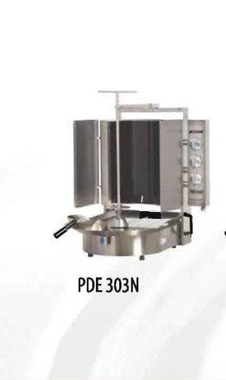 Inoksan PDE 303 N  3 Level 9 Burner Electric Gyro Machine