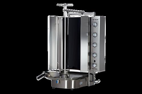 Inoksan® PDG 500NM - Kebab/Shawarma Gyro Grill 10 Burner Gas