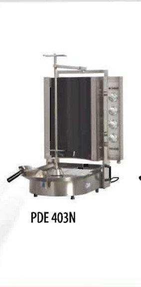 Inoksan PDE 403 N 4 Level 12 Burner Electric Gyro Machine