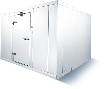 Mr. Winter® - 6'x10' Walk-In Cooler (Quick Ship)