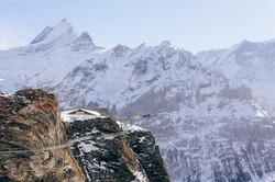 Grindelwald, Jungfrau Ski Region 95