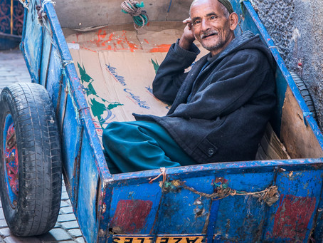 The people of Essaouira {In photos}