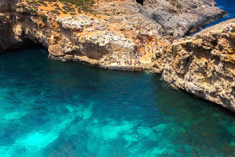 Blue Lagoon, Malta 19