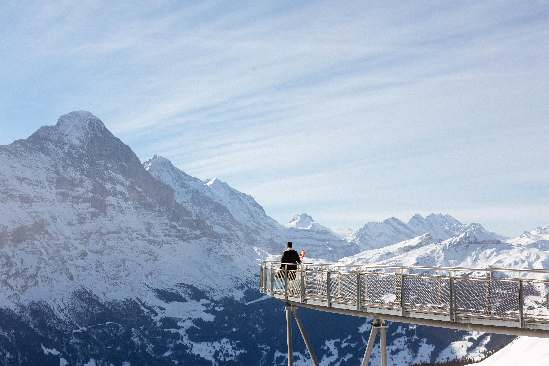 Grindelwald, Jungfrau Ski Region 1