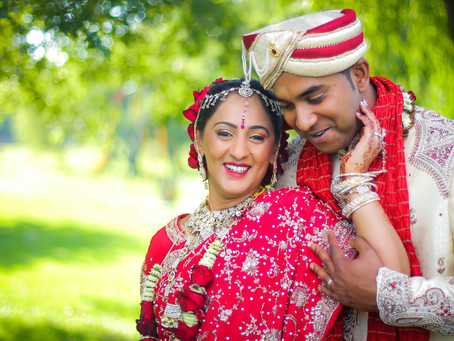 Karoshia & Dhiren Wedding
