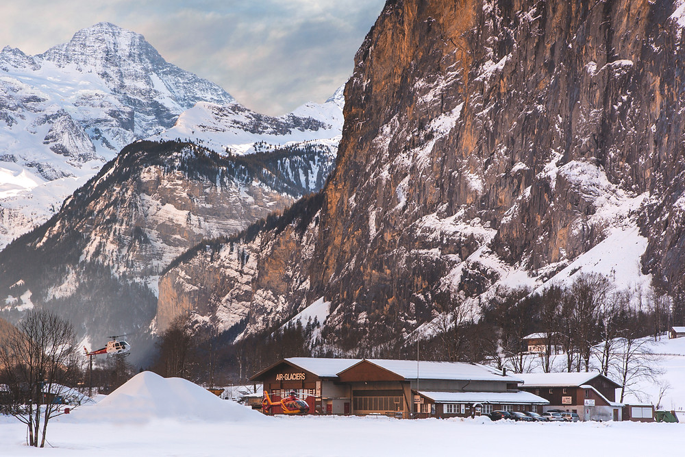 Switzerland | Image by Chantelle Flores