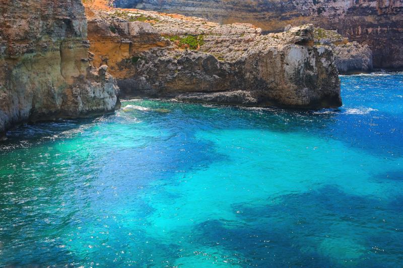 Blue Lagoon, Malta 8