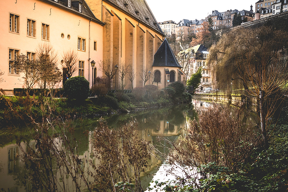 Luxembourg City to do