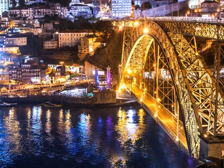 Europe's best destination for 2016 by night {In Photos}