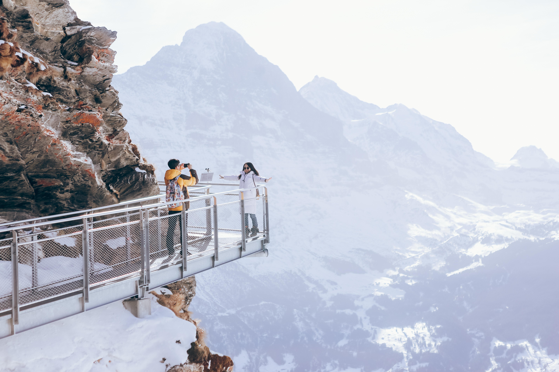 Grindelwald, Jungfrau Ski Region 103